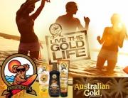 Locion bronceado Australian Gold